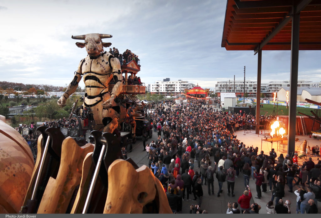 Le Minotaure- Halle de La Machine - Toulouse