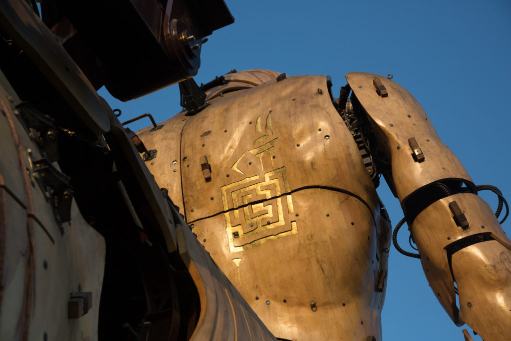Le Gardien du Temple, Toulouse, du 1er au 4 novembre