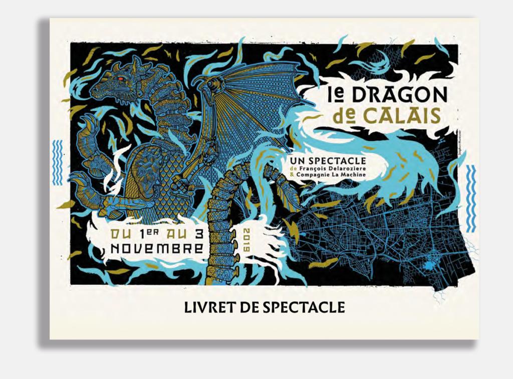 Livret de spectacle - le Dragon de Calais - fr